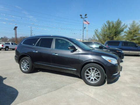 2016 Buick Enclave for sale at BLACKWELL MOTORS INC in Farmington MO