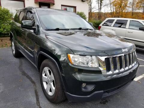 2011 Jeep Grand Cherokee for sale at Sussex County Auto & Trailer Exchange -$700 drives in Wantage NJ