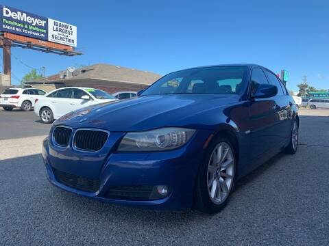 2010 BMW 3 Series for sale at Boise Motorz in Boise ID