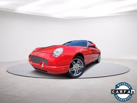 2002 Ford Thunderbird for sale at Carma Auto Group in Duluth GA