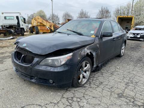 2007 BMW 5 Series for sale at ASAP Car Parts in Charlotte NC