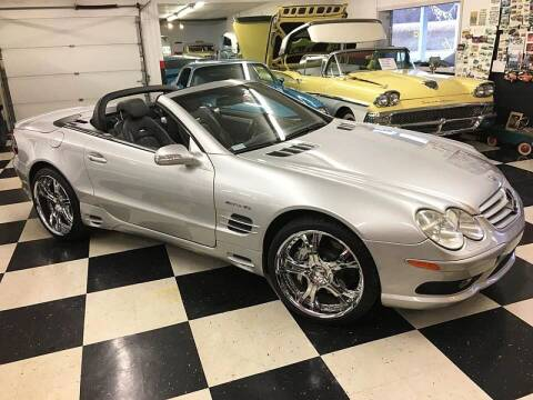 2003 Mercedes-Benz SL-Class for sale at AB Classics in Malone NY