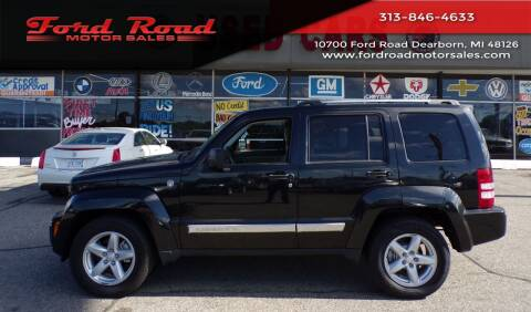 2010 Jeep Liberty for sale at Ford Road Motor Sales in Dearborn MI