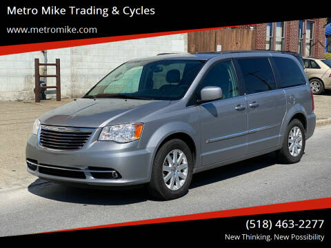 2014 Chrysler Town and Country for sale at Metro Mike Trading & Cycles in Albany NY
