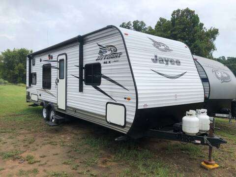 2017 FOR RENT/SALE!!!!  Jayco Jayflight 264BHW for sale at S & R RV Sales & Rentals, LLC in Marshall TX
