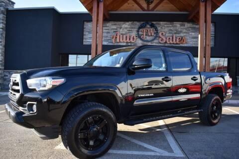 2016 Toyota Tacoma for sale at JW Auto Sales LLC in Harrisonburg VA