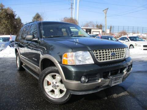 2004 Ford Explorer for sale at Unlimited Auto Sales Inc. in Mount Sinai NY