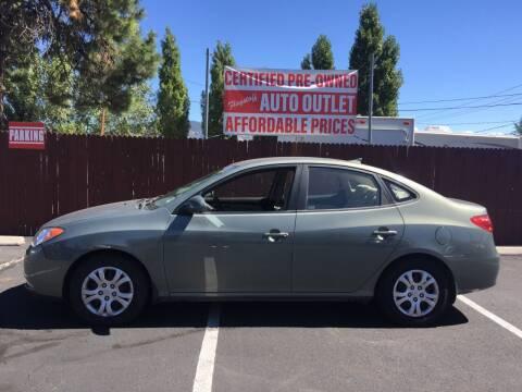 2009 Hyundai Elantra for sale at Flagstaff Auto Outlet in Flagstaff AZ