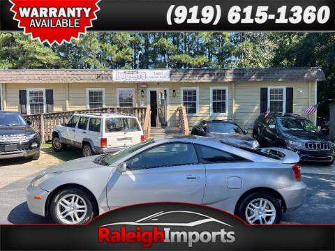 2001 Toyota Celica for sale at Raleigh Imports in Raleigh NC