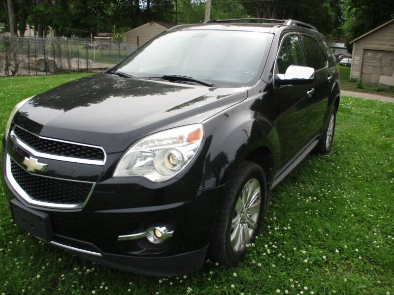 2011 Chevrolet Equinox for sale at Dons Carz in Topeka KS