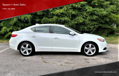 2013 Acura ILX for sale at Square 1 Auto Sales - Commerce in Commerce GA