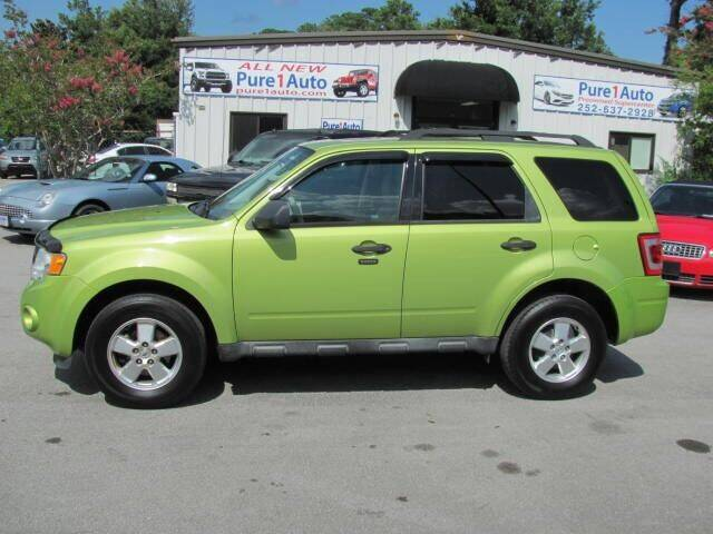 2012 Ford Escape for sale at Pure 1 Auto in New Bern NC