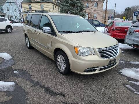 2011 Chrysler Town and Country for sale at BETTER BUYS AUTO INC in East Windsor CT