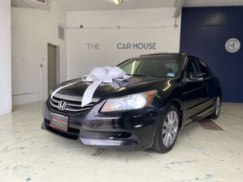 2011 Honda Accord for sale at The Car House of Garfield in Garfield NJ