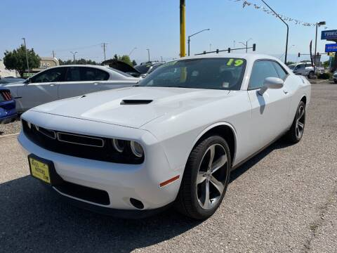 2019 Dodge Challenger for sale at M.A.S.S. Motors - MASS MOTORS in Boise ID