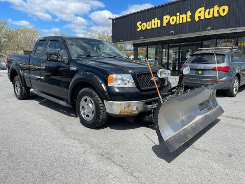 2006 Ford F-150 for sale at South Point Auto Plaza, Inc. in Albany NY