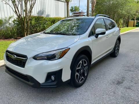 2018 Subaru Crosstrek for sale at DENMARK AUTO BROKERS in Riviera Beach FL