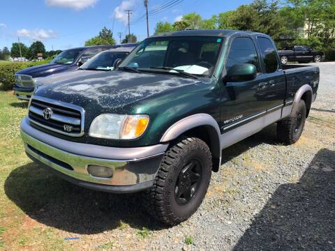 2001 Toyota Tundra for sale at Clayton Auto Sales in Winston-Salem NC