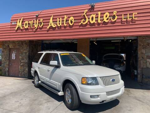 2005 Ford Expedition for sale at Marys Auto Sales in Phoenix AZ
