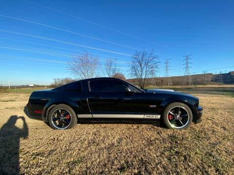 2007 Ford Mustang for sale at Tennessee Valley Wholesale Autos LLC in Huntsville AL