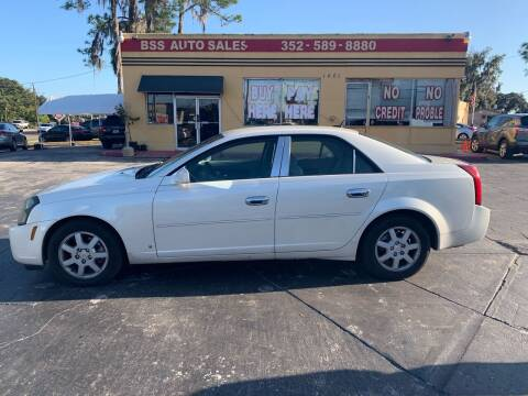 2006 Cadillac CTS for sale at BSS AUTO SALES INC in Eustis FL
