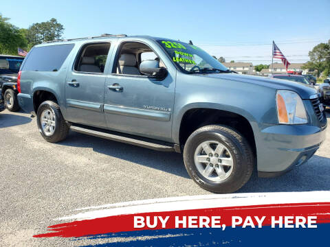 2008 GMC Yukon XL for sale at Rodgers Enterprises in North Charleston SC