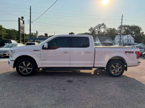 2015 Ford F-150 for sale at RIVERSIDE AUTO SALES in Sioux City IA