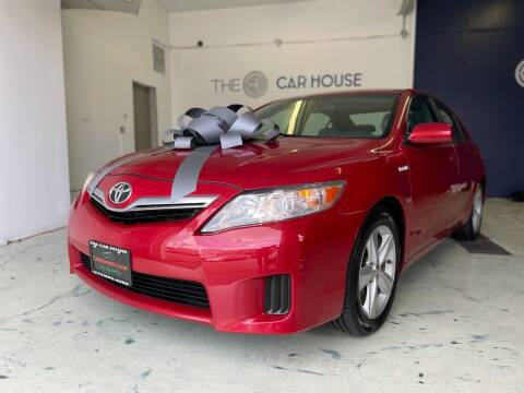 2011 Toyota Camry Hybrid for sale at The Car House of Garfield in Garfield NJ