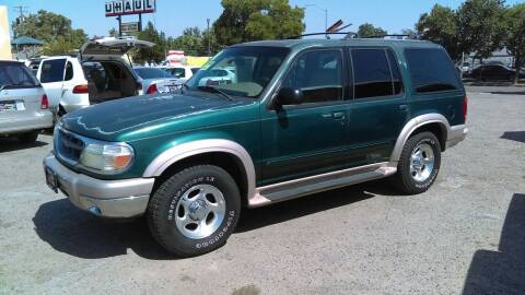 2000 Ford Explorer for sale at Larry's Auto Sales Inc. in Fresno CA