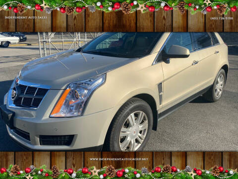 2012 Cadillac SRX for sale at Independent Auto Sales in Pawtucket RI