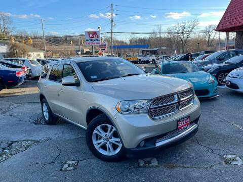 2011 Dodge Durango for sale at KB Auto Mall LLC in Akron OH