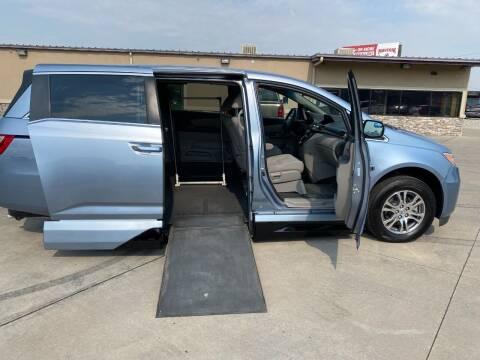 2011 Honda Odyssey for sale at Haacke Motors in Layton UT
