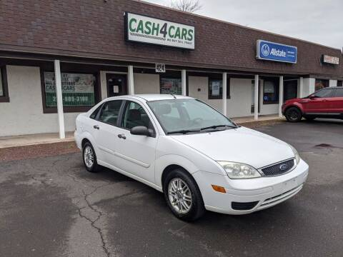 2006 Ford Focus for sale at Cash 4 Cars in Penndel PA