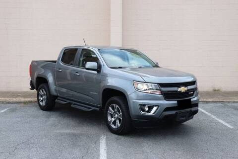 2018 Chevrolet Colorado for sale at El Patron Trucks in Norcross GA