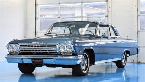 1962 Chevrolet Impala for sale at Mershon's World Of Cars Inc in Springfield OH