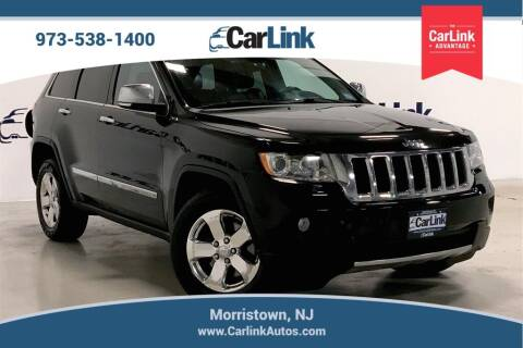 2012 Jeep Grand Cherokee for sale at CarLink in Morristown NJ