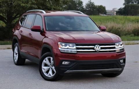 2018 Volkswagen Atlas for sale at Big O Auto LLC in Omaha NE