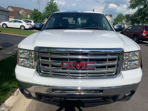 2009 GMC Sierra 1500 for sale at Luxury Cars Xchange in Lockport IL