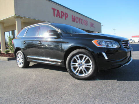 2015 Volvo XC60 for sale at TAPP MOTORS INC in Owensboro KY