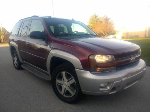 2005 Chevrolet TrailBlazer for sale at speedy auto sales in Indianapolis IN