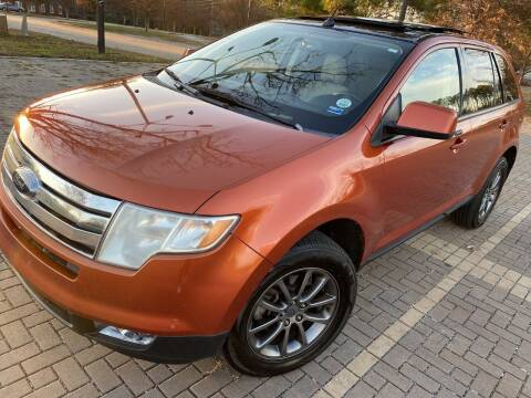 2008 Ford Edge for sale at JES Auto Sales LLC in Fairburn GA