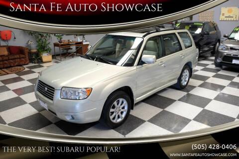 2007 Subaru Forester for sale at Santa Fe Auto Showcase in Santa Fe NM