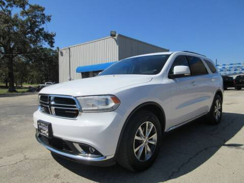 2016 Dodge Durango for sale at Quality Investments in Tyler TX
