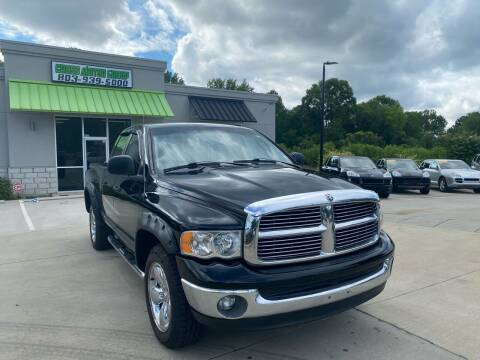 2005 Dodge Ram Pickup 1500 for sale at Cross Motor Group in Rock Hill SC