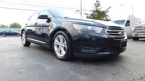 2015 Ford Taurus for sale at Action Automotive Service LLC in Hudson NY