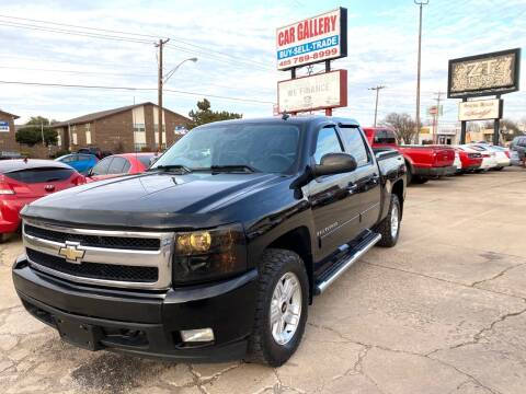 2007 Chevrolet Silverado 1500 for sale at Car Gallery in Oklahoma City OK