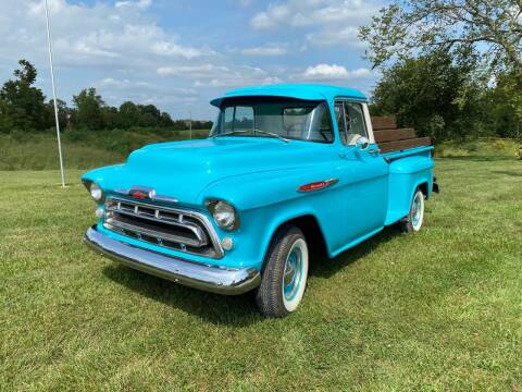 1957 Chevrolet C/K 10 Series for sale at American Classics Autotrader LLC in Pompano Beach FL