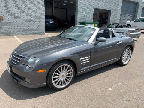 2005 Chrysler Crossfire SRT-6 for sale at The Car Buying Center in Saint Louis Park MN