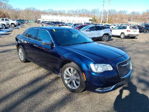 2016 Chrysler 300 for sale at BETTER BUYS AUTO INC in East Windsor CT