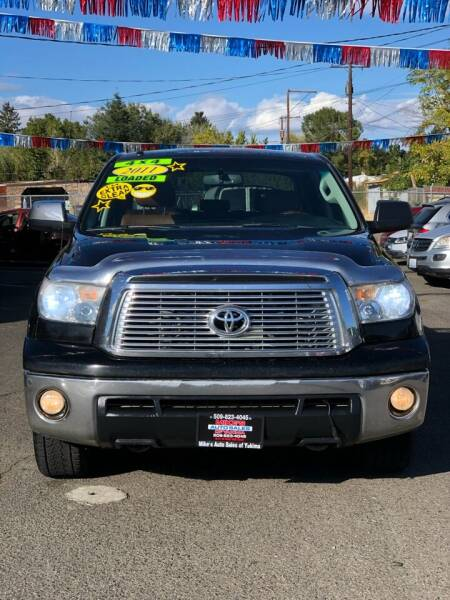 2010 Toyota Tundra for sale at Mike's Auto Sales in Yakima WA